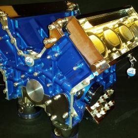 V6 Alpine Renault 4