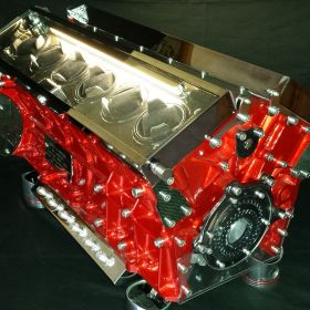 V12 Jaguar – rouge carbone 4