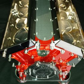 V12 Jaguar – rouge carbone 6