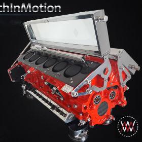 Italian V12 – Rouge