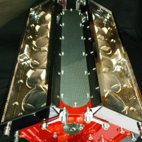 V12 Jaguar – rouge carbone 1