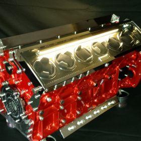 V12 Jaguar – rouge carbone 2