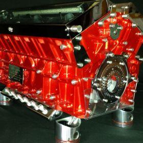 V12 Jaguar – rouge carbone 3