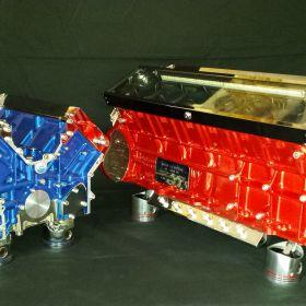 V12 Jaguar – rouge carbone 5