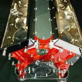 V12 Jaguar – rouge carbone 6