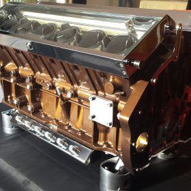 British V12 – Metallic Brown 2