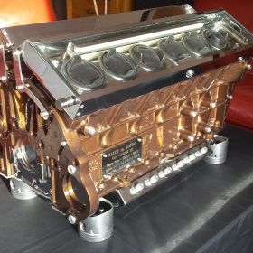 British V12 – Metallic Brown 3