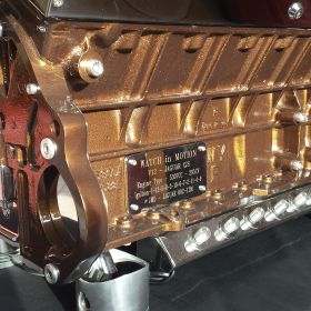 British V12 – Metallic Brown 4