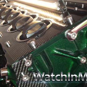 Bristh V12 RACING GREEN 3