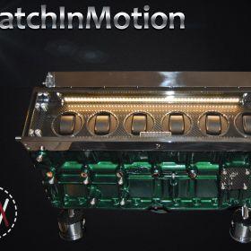 Bristh V12 RACING GREEN 4