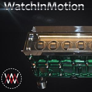 British V12 RACING GREEN