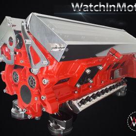 Italian V12 – Rouge 5