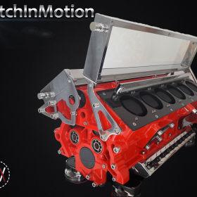 Italian V12 – Rouge 3